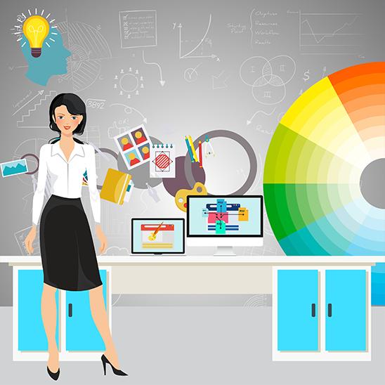 Web and Graphic Designer hd 1 - Web & Grafikdesigner